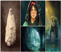 حكايات| سيدة العالم السفلي.. كيف تظهر «النداهة» في كل بلد؟