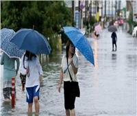 ارتفاع عدد القتلى إلى 8 بسبب الأمطار الغزيرة شرق اليابان