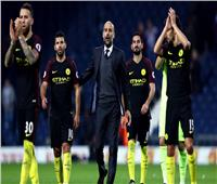 جوارديولا يعلن تشكيل مانشستر سيتي لمواجهة آستون فيلا
