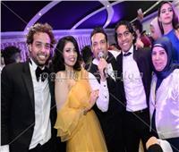 صور| «الصغير وسمسم شهاب نجما الحفل».. رياضيون في زفاف إسلام أبو المجد