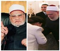 خاص| كريمة: تقبيل رجاء الجداوي يد علي جمعة لا بأس به