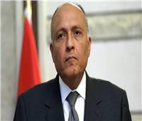 شكري يصل القاهرة بعد مشاركته في قمة «عدم الانحياز» في باكو