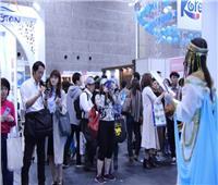 إقبال كبير على الجناح المصري بمعرض «اليابان الدولي للسياحة»