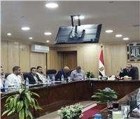 محافظ أسيوط يؤكد دعمه للمشروعات القومية ومبادرة «حياة كريمة»