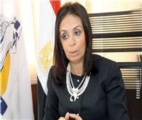مايا مرسي تُشارك في احتفالية «الاطمئنان على ١٠٠ ألف سيدة»