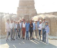صور| «حواس» يكشف حقيقة المدينة المفقودة أسفل «أبو الهول»