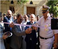محافظ الأقصر يفتتح مقر السجل المدني الفرعي بمدينة الطود