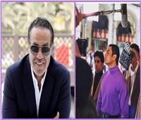 جمال العدل: «عمرو دياب لو عمل فيلم فاضي هيجيب أعلى إيرادات»