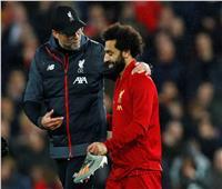 مدرب ليفربول يكشف تفاصيل إصابة محمد صلاح أمام توتنهام
