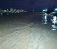 شوشة: تدريب الشباب على تطبيق خطط الإخلاء خلال السيول بسيناء