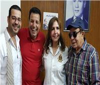سمير صبري يحتفل بعيد ميلاد نادية مصطفى: «أحسن طباخة أصناف سورية»