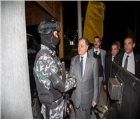 وزير الداخلية يتفقد قوات تأمين مؤتمر الاتصالات العالمي بشرم الشيخ