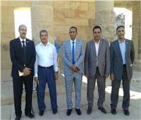 رئيس جامعة أسوان: الفعاليات الثقافية تساهم في استرداد مصر لقوتها الناعمة