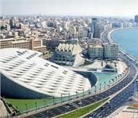 ألبرشت فويس يحاضر عن العلاقات بين الشرق والغرب بمكتبة الإسكندرية