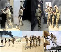 استمرار فعاليات التدريب المصري الأردني المشترك «العقبة - 5»