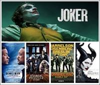«joker» يحافظ على صدارة «boxoffice» وأنجلينا جولي تلحق به