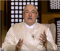 فيديو| خالد الجندي: ضرب الزوجة لا يجوز شرعًا.. والقانون يحميها