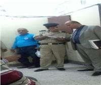 أول قرار من النيابة بشأن «الكمسري» المتهم بقتل راكبين
