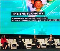 سحر نصر: نعمل على إصلاحات وتشريعات جديدة لزيادة تمكين المرأة اقتصاديا