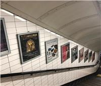 بعد غياب 12 عاما.. لندن تتزين بلافتات وصور «توت عنخ آمون»