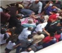 مصرع عامل وإصابة آخر بعد سقوطهما من سقالة بحدائق القبة