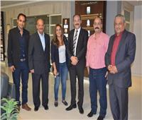 وفد إماراتي يزور غرفة شركات السياحة بالإسكندرية لزيادة الحركة الوافدة