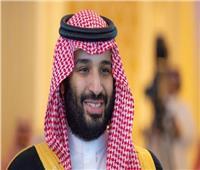ولي العهد السعودي يستقبل وزير الخزانة الأمريكي