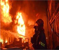 الحماية المدنية بالقاهرة تسيطر على حريق محدود بـ «خان الزراكشة» بشارع الأزهر