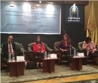 بالصور.. جامعة حلوان تنظم المؤتمر الدولي الثالث لكلية الآداب