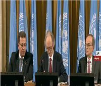 بث مباشر  انطلاق أعمال اللجنة الدستورية السورية بجنيف