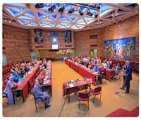 الهيئة الإنجيلية تحتفل بالانتهاء من خطة العمل الدولية للرعاية الشاملة بالعيون