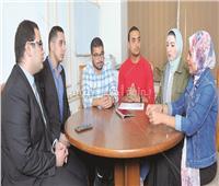 حوار| معاونو محافظ الإسكندرية: المسئولية كبيرة.. وهدفنا نقل تجربة البرنامج الرئاسي للشباب