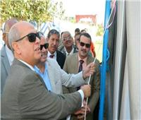 السكرتير العام لـ«سوهاج» يفتتح مدرسة عزبة الحيط الإبتدائية بمركز جرجا