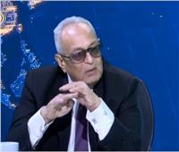 فيديو| «أبو شقة»: نؤسس لدولة ديمقراطية حديثة السيادة فيهاللقانون