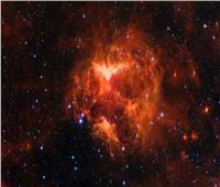 فيديو.. ناسا ترصد «سحابة كونية مرعبة» في أعماق الفضاء تزامنا مع الهالووين