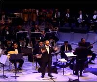 علي الحجار يبدع على مسرح «أوبرا» جامعة مصر