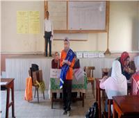 أمين اتحاد طلاب الإعدادية ببورسعيد: نشاطي الطلابي لا يؤثر على دراستي