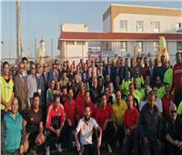 بورسعيد تستقبل العرس الرياضي الثاني للنقابة العامة للبترول