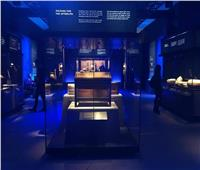 الملك الذهبي في لندن.. «العناني»: بيع 200 ألف تذكرة من معرض «توت عنخ آمون»
