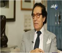 شاهد| فاروق حسني: مواقع التواصل الاجتماعي لم تؤثر سلبا