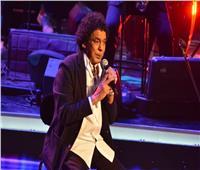 محمد منير: مصر بلد كبيرة.. والمشاركة في مهرجاناتها شرف عظيم