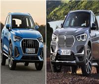 صراع القوة والأناقة| «BMW X1» في مواجهة مع «أودي q3»