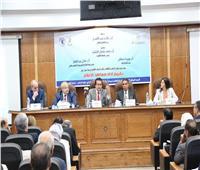 وزير التعليم العالي يفتتح ورشة عمل تقييم معاهد الإعلام واللغات
