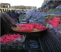 ضبط 250 كيلو حلوى غير صالحة للإستخدام الآدمي في سوهاج