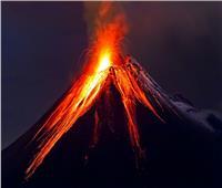 ثوران بركان على جزيرة ساتسومايو بجنوب شرق اليابان