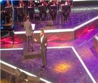 اللبناني سعد رمضان يُغني لبلده بمهرجان الموسيقى العربية بالأوبرا