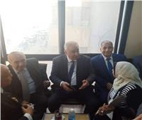 صور  سامح عاشور يترأس هيئة الدفاع عن «محامي بلقاس»