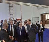 نائب وزير الكهرباء يفتتح معرض «إليكتريكس»