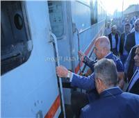 وزير النقل: ندرس تركيب بوابات إلكترونية بمحطات السكة الحديد