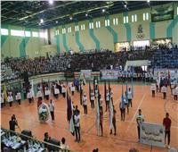 انطلاق منافسات الدورة العربية الـ 15 لخماسيات كرة القدم بـ « جنوب الوادي»